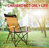 Portable Outdoor heavy duty metal relax chair top quality and cheaper garden chair