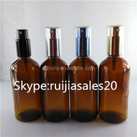 wholesale 100ml amber glass nasal spray bottle from alibaba china supplier
