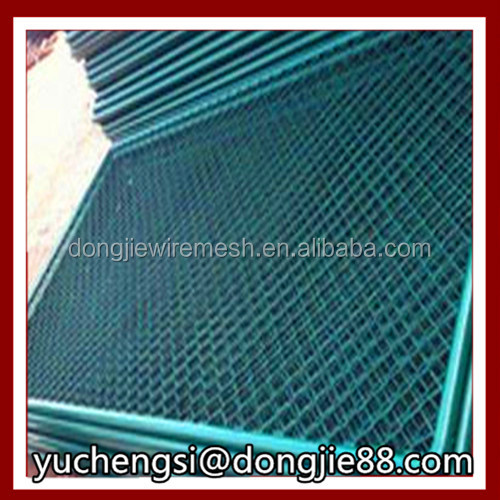 Safety Pallet packing chain link fence vendor (superior Ring networking anchor net for watercourse )Chain Link Fence