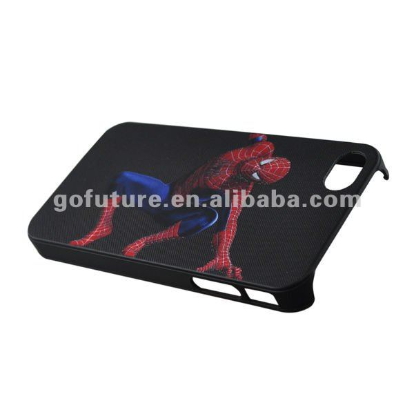 Spiderman design custom phone case