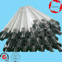 Silica Fused Rollers For Glass Tempering Oven