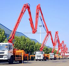 30m Truck Mounted Concrete Pump Truck with Mixer/Concrete Pump Truck with Mixer