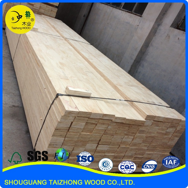 Waterproof Construction Use Pine LVL Plywood