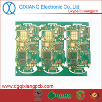 Mobile phone lenovo k900 pcb with FR4 material, EING 2 layer electronic lenovo k900 pcb