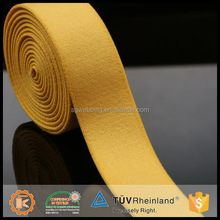 All color promotional durable new fashion jacquard elastic bands in low price