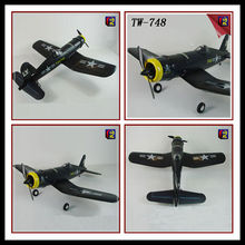 2013 Hot RC Plane RC Helicopter New 2.4G Brushless RTF Remote Control Plane Big RC Planes For Sale TW-748