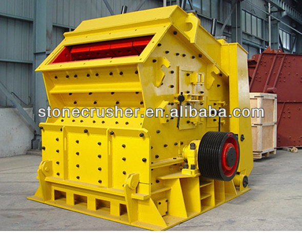impact mill or crusher