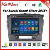 Kirinavi WC-SC9085 android 5.1 car multimedia for suzuki grand vitara 2015+ car radio gps car stereo mp3/mp4 dvd palyer