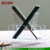 high quality office accessories acrylic X-shape cutting cross pen box display holder