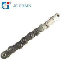 "Roller chain type food grade conveyor stainless steel industrial chain 1/2"" 08 B-1"