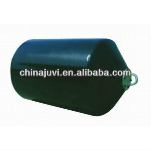 Ruber Black Boat Foam Filled Polyurethane Fender