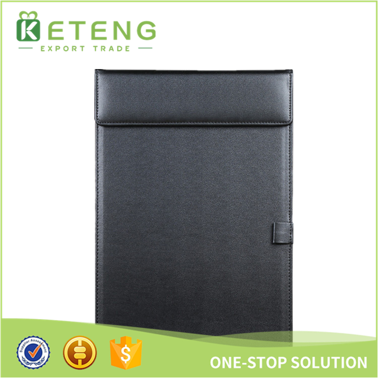 High quality restaurant hotel leather certificate sign menu folder