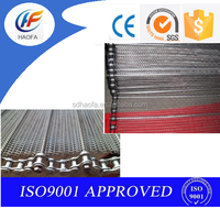 wire mesh belt for conveying good price best quality horseshoe design