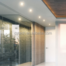 China manufacturer smart panel shower smart glass with door film for interior glass doors