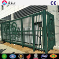 Low price new type used decorative wrought iron fence