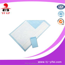 hospital surgical nonwoven disposable underpad