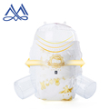 Hot-selling high quality soft breathable absorption paper baby pants