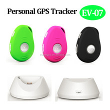 Mini Personal Kids Child GSM GPRS GPS Tracker SOS Communicator Realtime Website & APP Tracking Two-way Talk gps tracker