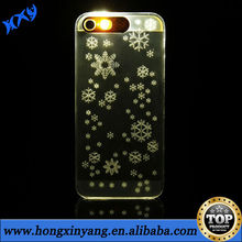 for iphone 5 5s light up led phone case