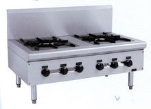kitchen appliance / stove / restaurant equipment / burner with splash back Made in China