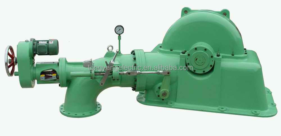 Water Excitation Magnet Turbine Dynamo
