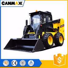 High quality Earth Moving Machine electric skid steer loader