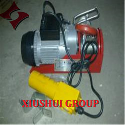 Manufacturer Direct Sale Best Price Electric Hoist 5 Ton mini hoist