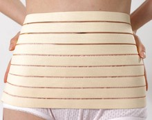 High tenacity Fish Silk Body shaping Slimming webbing medical elastic waist belt