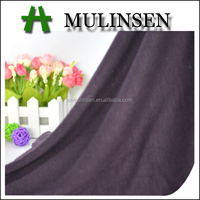 Mulinsen Textile Soft Hand Feeling Knitting Plain Dyed Angora Jersey Fabric