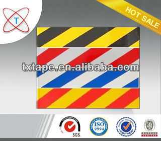 colour reflective tape