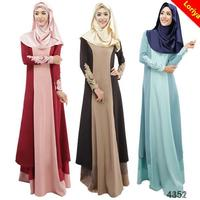 wholesale colorful design jubah in stock