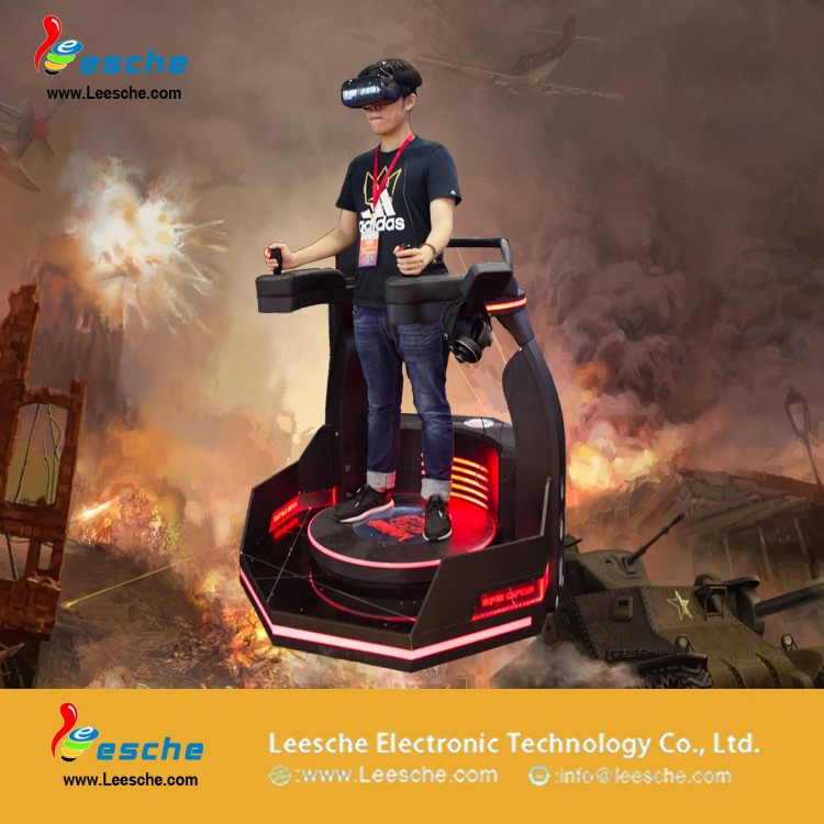 vr amusement game electric system 9d Cinema motion platform