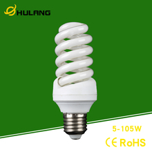 Warranty 2 years 15W full spiral energy-saving lamps CFL lights
