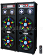 pair stage speaker system pro audio sound system-USBFM - 7210H/2.0