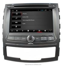 LSQ Star Car dvd GPS for Ssangyong Korando with 4.2Capacitive android system+3G+BT+ipod