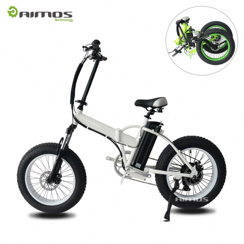 Fat Tire Electric Bike Kit KAVAKI Brand 48V 250W Electric Bicycle in Bangladesh