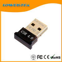 Mini adapter Lowelltek bluetooth 4.0 CSR Chipset adapter USB dongle