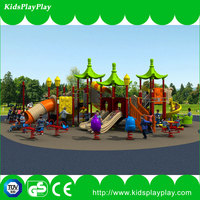 kids equipments and swings set outdoor playground