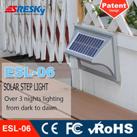 Portable Rechargeable New Design Led Solar Light Plant Pot System