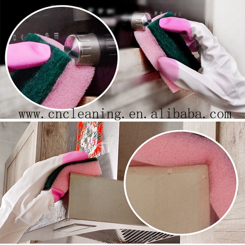 factory hot sales household kitchen cleaning sponge