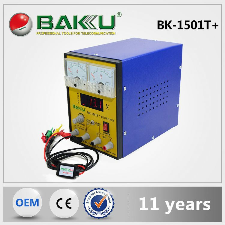 Baku Novel Product Best Price 2015 New Product Metal Box Power Supply