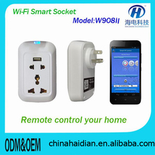 2018 New Smart Socket Bluetooth Power wifi smart plug sockets smart home remote control Socket for Home Automation