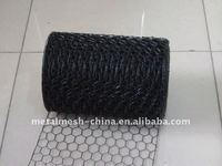 Plastic coated chicken wire mesh
