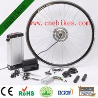 CE Approved !complete conversion kit bicycle 500w , bicycle engine kit