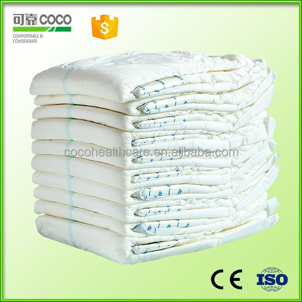Hot Selling Disposable Adult Diapers Health Products For Incontinent In China