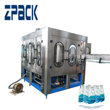 Drinking Water Bottling Machine / Mineral Water Filling Plant / Pure Water Production Line