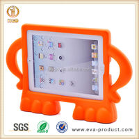 Angry Guy Free Standing Anti Shock EVA Foam Cover for ipad2&3&4