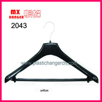 cloth suit hangers ,cloth plastic suit hangers,plastic cloth suit hanger
