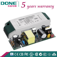 50W 1500ma Indoor Constant Current LED Driver with BIS CE CB TUV T-TICK Certificated