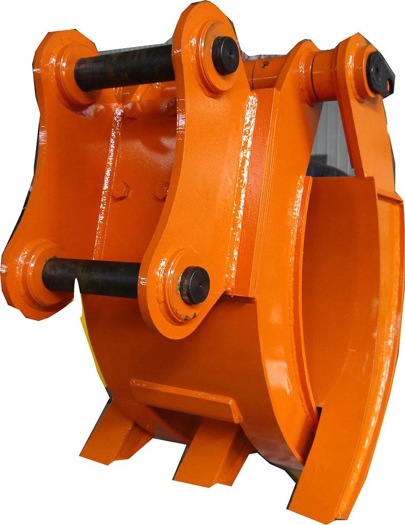 China Suppliers Hitachi EX200 Digger Parts Log Grapple for Excavator